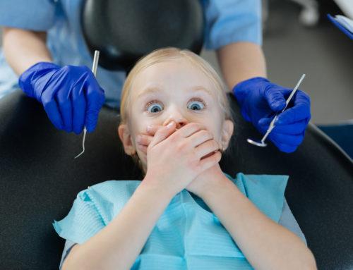 Kuidas üle saada lapse hambaravi hirmudest?