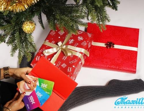 Uued Maxilla Hambakliiniku kinkekaardid! Hea jõulukingi idee!