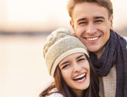 Terved hambad on ilusa naeratuse aluseks