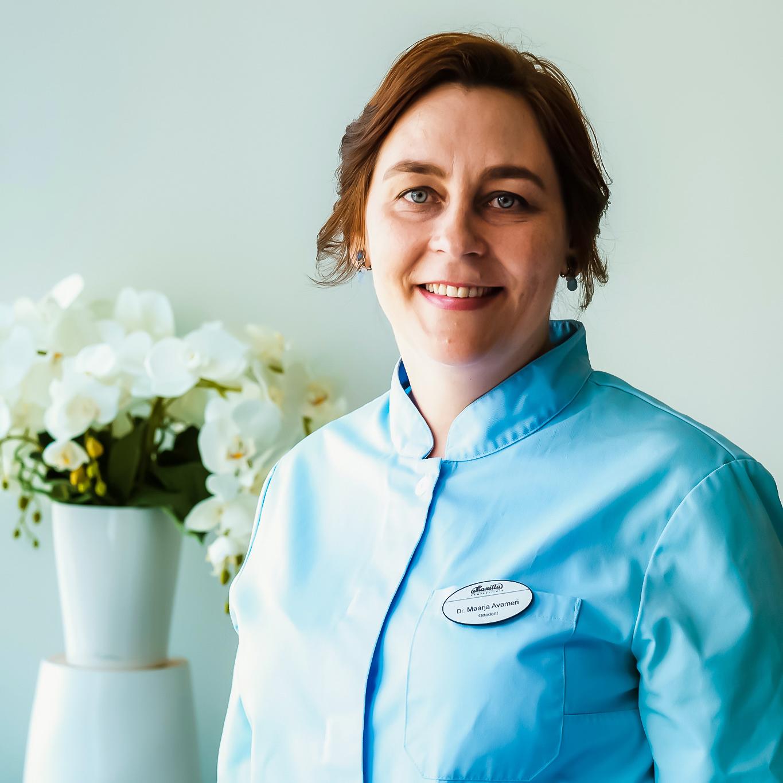 Dr. Maarja Avameri