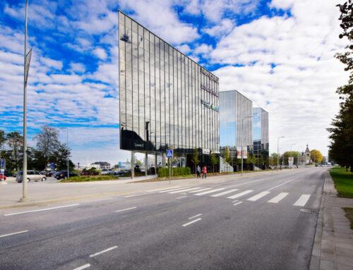 Maxilla Hambakliinikul Tallinnas Rotermannis uus kliinik!